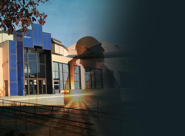 Grands travaux investissement au Palais des spectacles