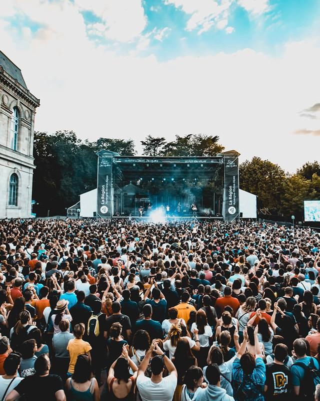 Festival de Haute-Loire les Nuits de Saint-Jacques