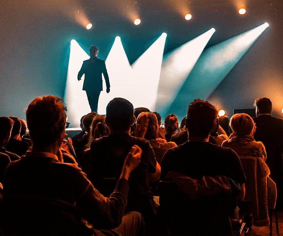 Le Palais des spectacles de Vals-Près-le-Puy