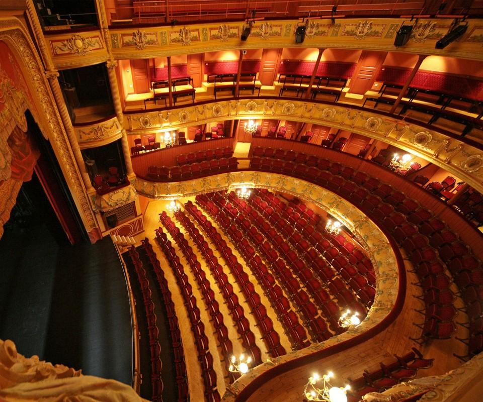 Le théâtre du Puy-en-Velay