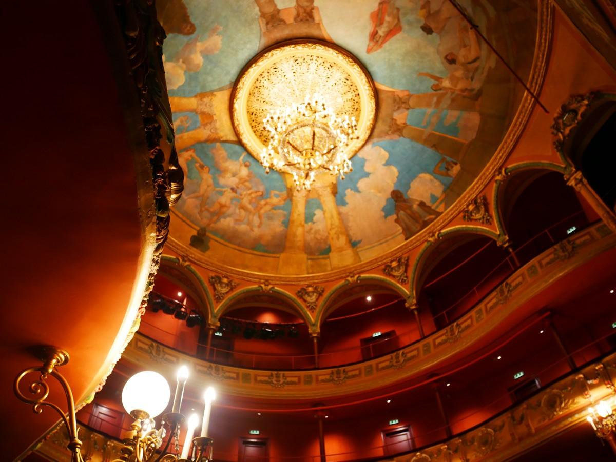 Abonnement au théâtre du Puy