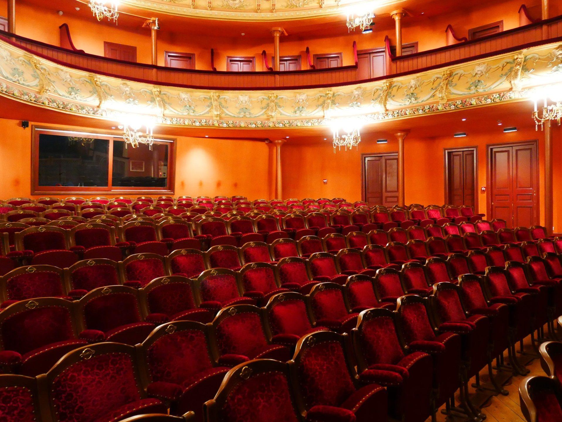 Abonnement au théâtre du Puy-en-Velay