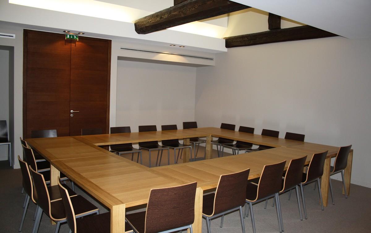 Salle à louer à l'Hôtel-Dieu du Puy-en-Velay