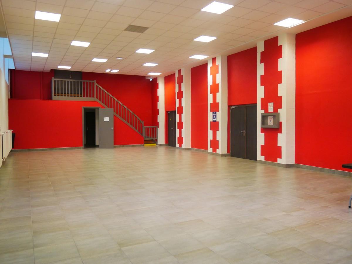 Salle Jeanne d'Arc au Puy-en-Velay